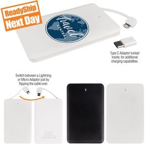 P2500 3-in-1 Flip Power Bank